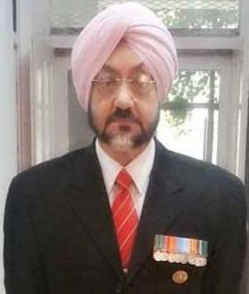 Col K. S. Rana