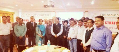 Annual Strategic Meet of Naini Group