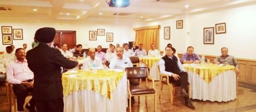 Annual Strategic Meet of Naini Group 2017