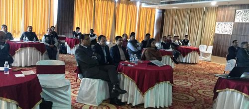 Annual Strategic Meet of Naini Group 2018