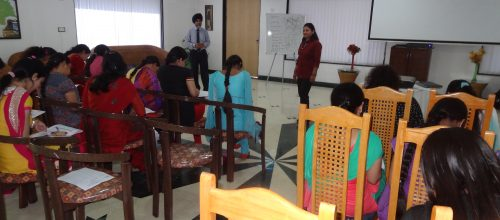 Session on Gender Sensitivity at Cipla Baddi